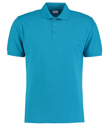 Kustom Kit Klassic Slim Fit Poly/Cotton Piqué Polo Shirt - T Shirt Printing UK