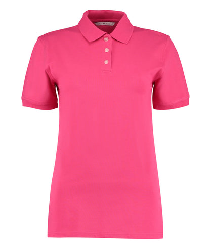 Kustom Kit Kate Ladies Cotton Piqué Polo Shirt - T Shirt Printing UK