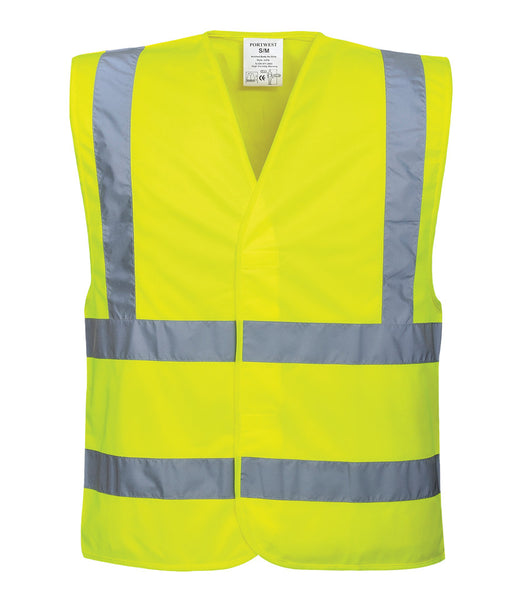 Portwest Hi-Vis Vest - T Shirt Printing UK