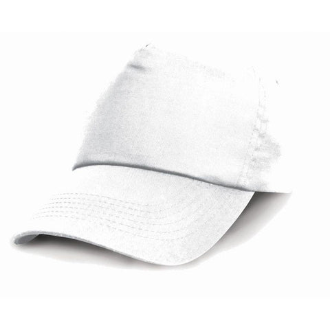 Result Kids Cotton Cap - T Shirt Printing UK