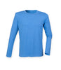 Men Feel Good Long Sleeve Stretch T-Shirt - T Shirt Printing UK