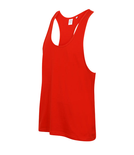 SF Men Muscle Vest - T Shirt Printing UK