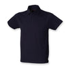 Men Stretch Piqué Polo Shirt