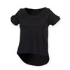 SF Ladies Drop Tail T-Shirt - T Shirt Printing UK