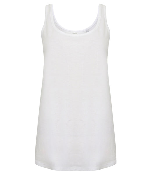SF Ladies Slounge Vest - T Shirt Printing UK