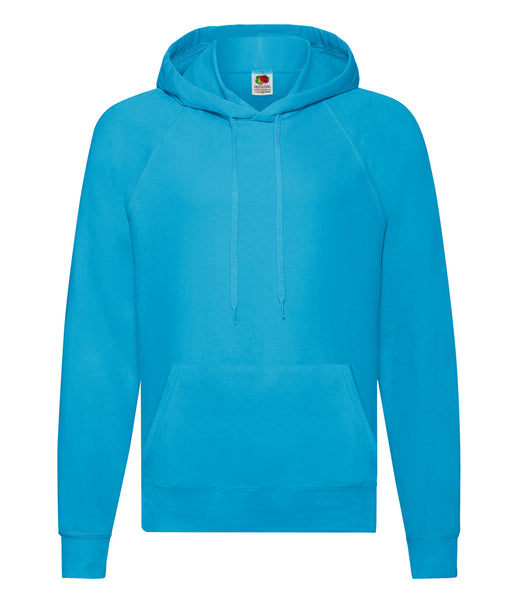 Fruit of the Loom Lightweight Hooded Sweatshirt - T Shirt Printing UK