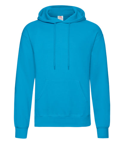 Fruit of the Loom Classic Hooded Sweatshirt - T Shirt Printing UK