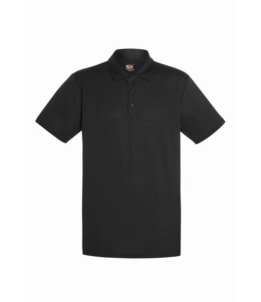 Fruit of the Loom Performance Polo Shirt - T Shirt Printing UK