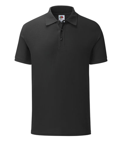 Fruit of the Loom Tailored Poly/Cotton Piqué Polo Shirt - T Shirt Printing UK