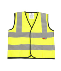 Warrior Hi-Vis Waistcoat - t-shirt-printing-uk