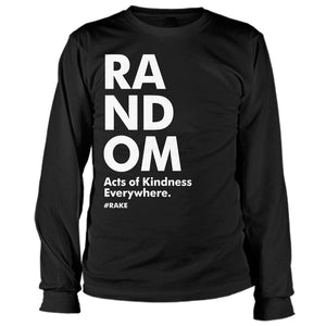 RANDOM Long Sleeve Tee