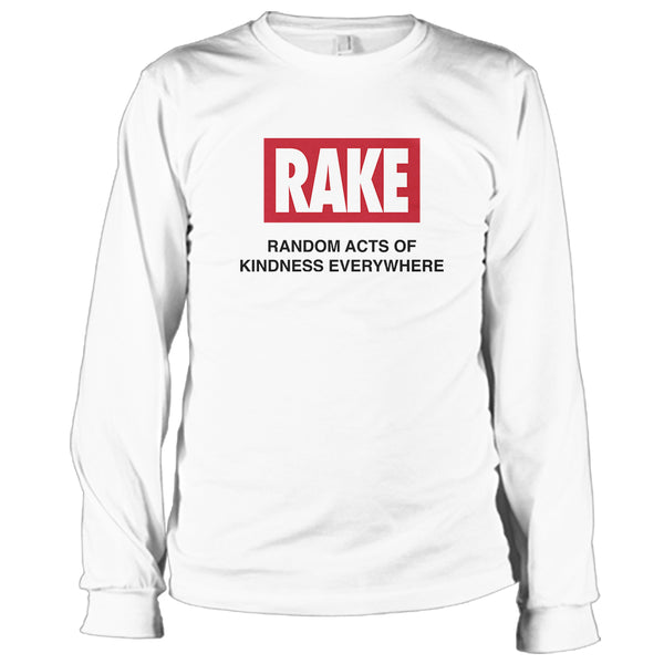 Supreme RAKE Long Sleeve Tee