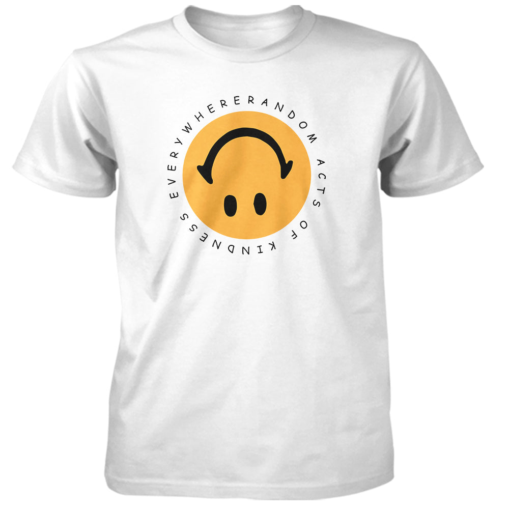 Upside-Down Smiley Tee