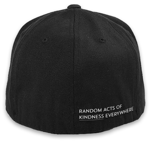 #RAKE Flex Fit Curved Bill Hat