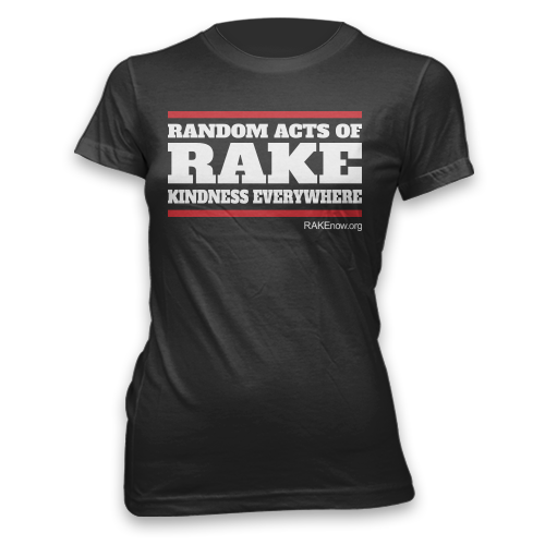 Ladies RAKEDMC Classic Fit Tee