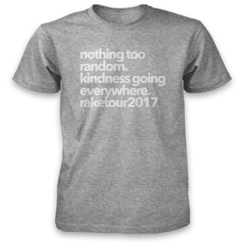 Nothing Too Random Tee