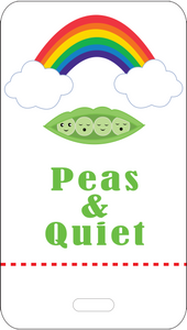 Peas and Quiet