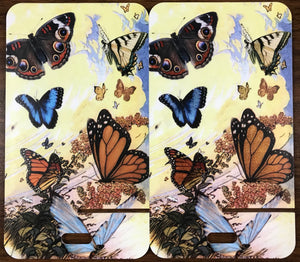Butterflies - Metallic