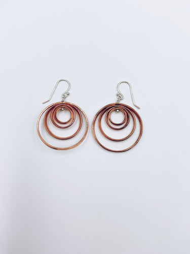 Adaline Copper Earrings