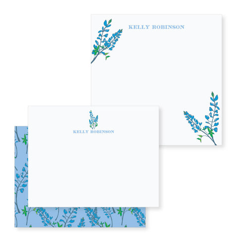 Bluebonnets // stationery bundle