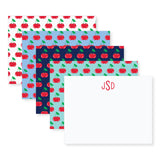 Cherry Notecards // two sizes