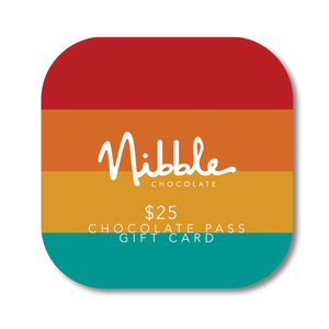 Nibble's Chocolate Pass | Gift Card - Nibble Chocolate
