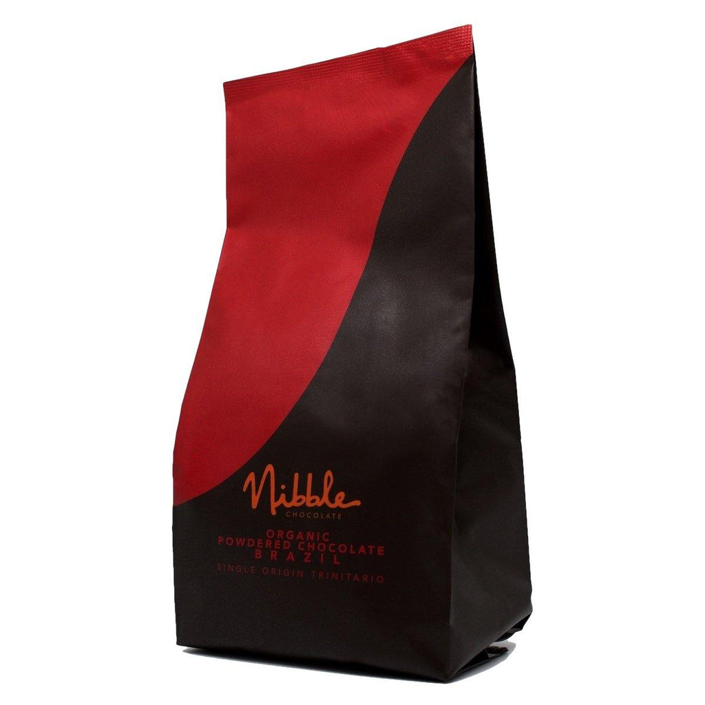 Powdered Chocolate <br>Single Origin - Nibble Chocolate
