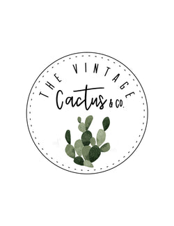 The Vintage Cactus & Co