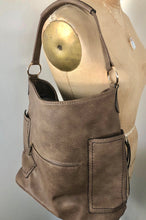 Load image into Gallery viewer, Soft +Supple Mocha Handbag