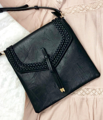 Boho Cross Body Boutique Go Everywhere Bag
