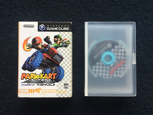 mario kart double dash 2 disc