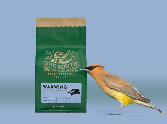 Waxwing (FORMERLY NIGHT TRAIN)