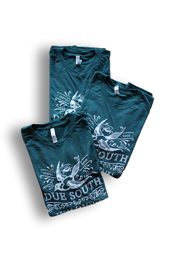 Due South Coffee T-Shirt