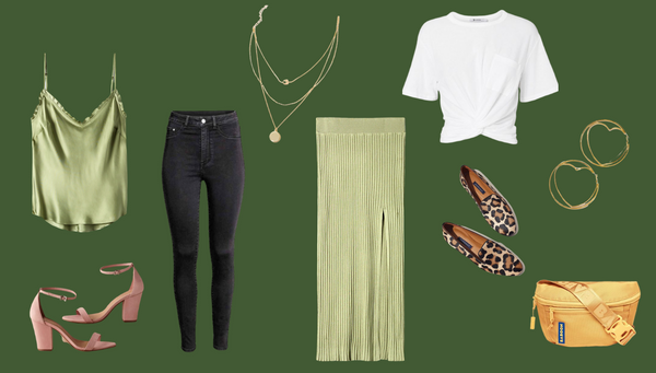 3 Summer Looks With Items From Your dresst Box