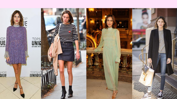 Get The Look - Celebrity Edition - Alexa Chung