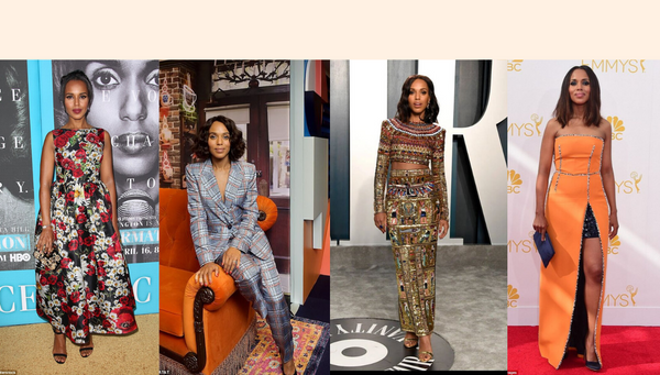Get The Look - Celebrity Edition - Kerry Washington