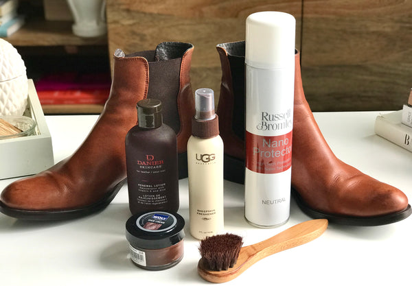 Bettering Your Basics: Leather Boot Care