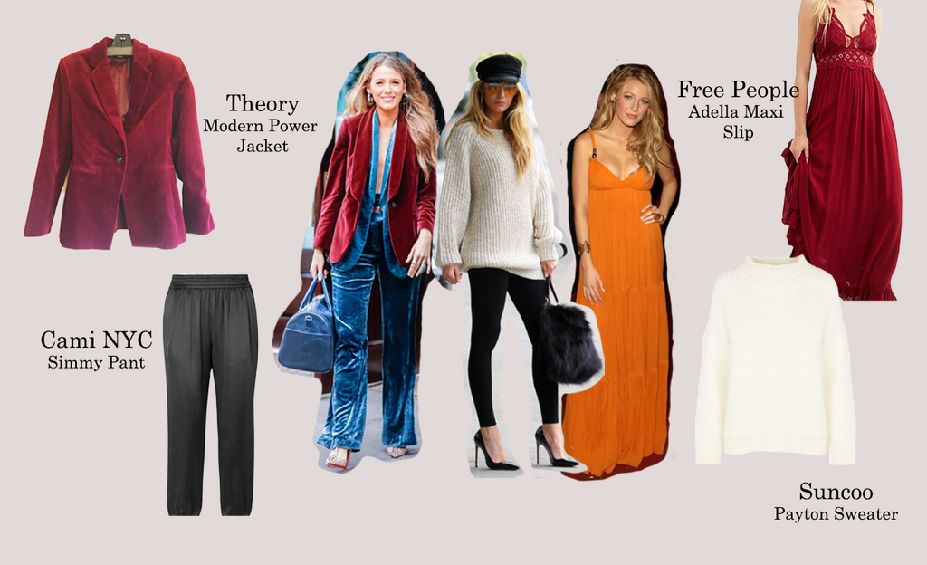Get Blake Lively's Style