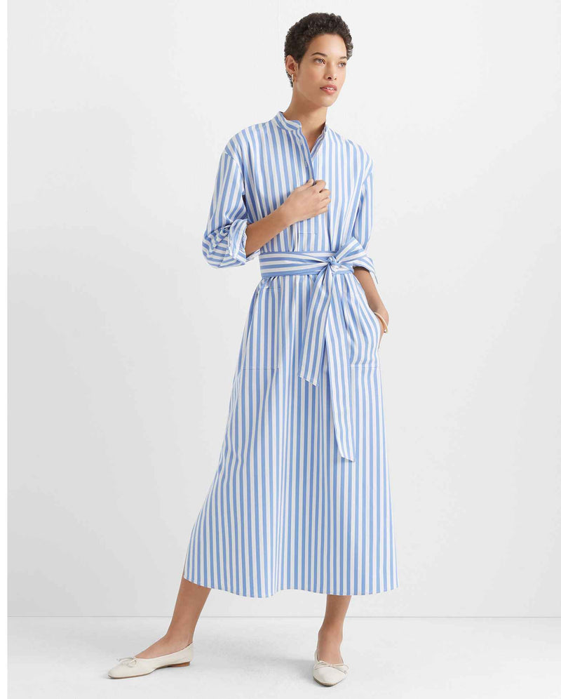 Club Monaco Half Placket Dress