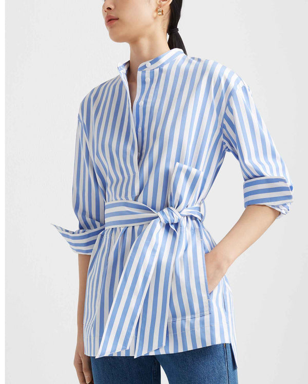 Club Monaco Half Placket Tunic