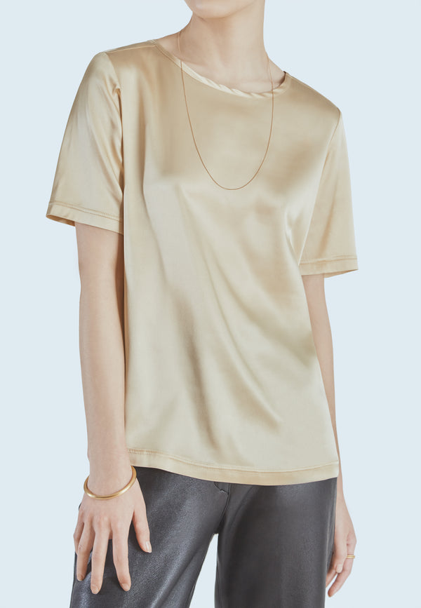 Marella Scia T-Shirt in Banana