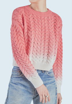 Line Rosario Sweater in Rose Petal