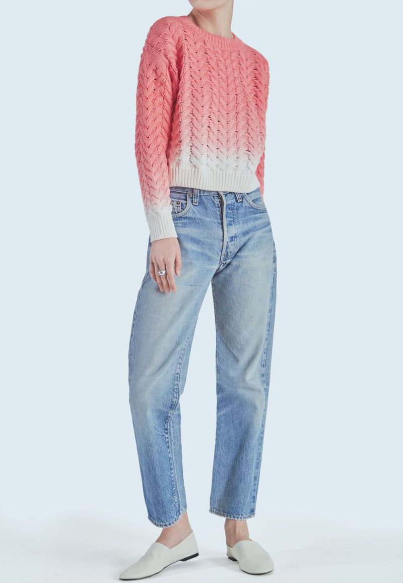 Buy Item : Line Rosario Sweater in Rose Petal