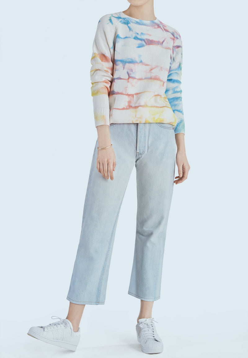 Buy Item : Line Bonita Sweater in Sun Shower