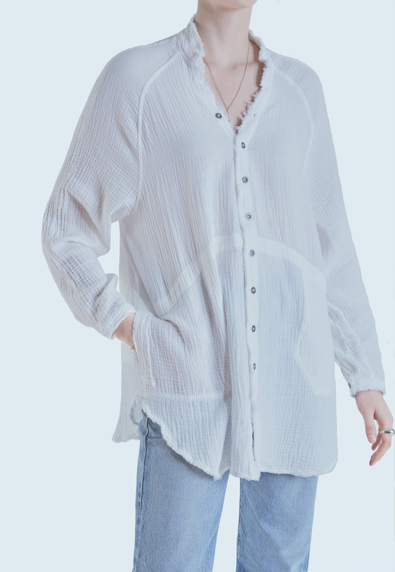 Buy Item : Free People Summer Daydream Buttondown