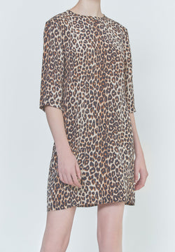 Buy Item : Equipment Aubrey Dress in Underground Leopard Print