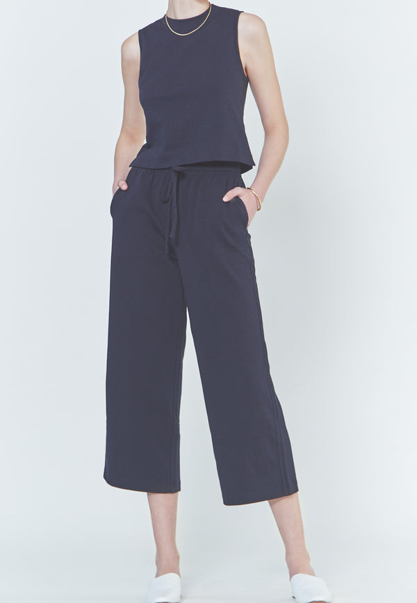 Vince Wide Leg Cropped Pant