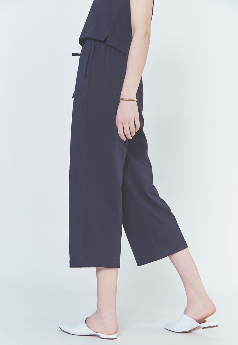 Buy Item : Vince Wide Leg Cropped Pant