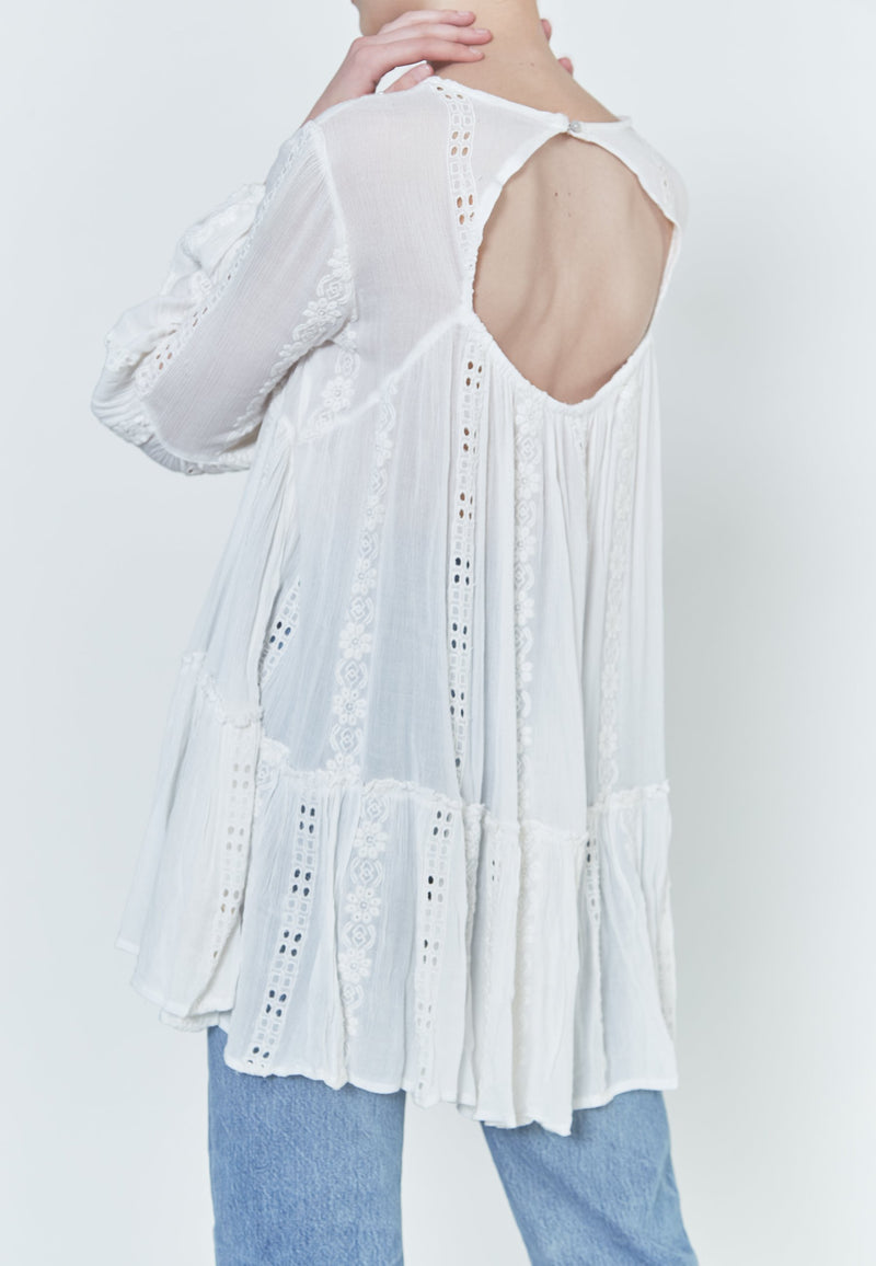 Buy Item : Free People Kiss Kiss Blouse