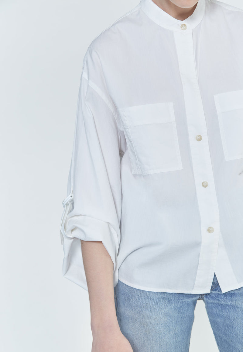 Buy Item : Vince D-Ring Sleeve Utility Shirt
